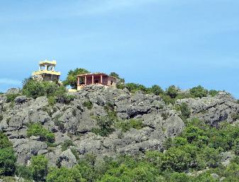 The Cerro da Cabeça Route